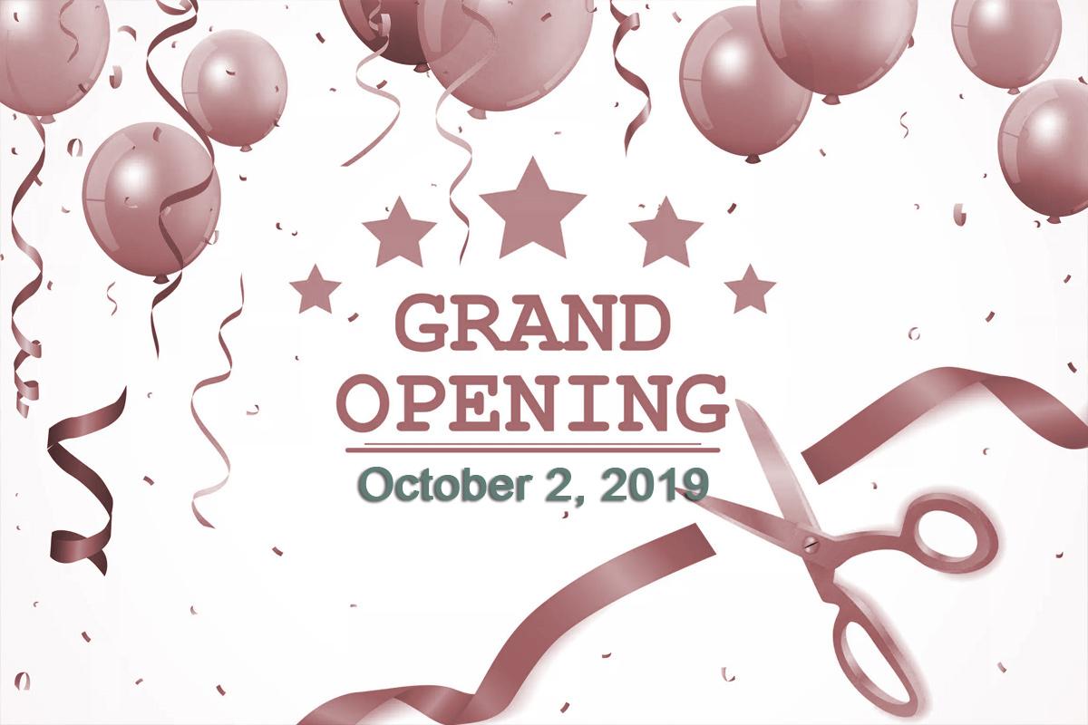 Main Center Grand Opening